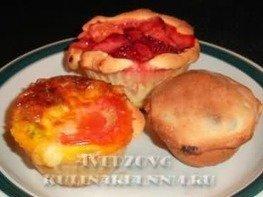 Мини-пироги из Новой Зеландии