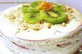 Торт Морозко
