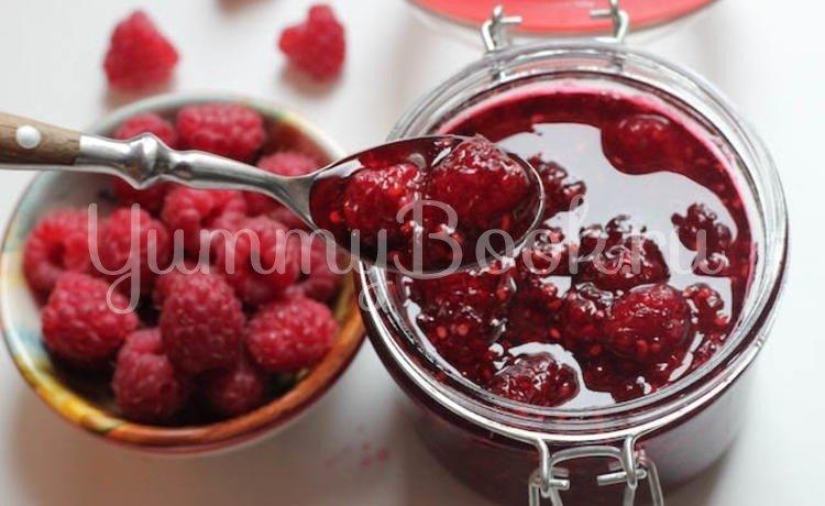 Варенье с цельными ягодами (малиновое)