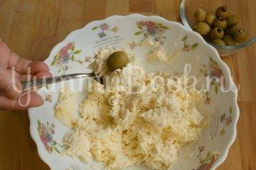 Рафаэлло, сырная закуска - шаг 4