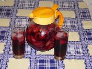 Слабоалкогольный компот