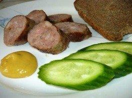 Домашняя колбаса - 2