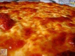 Молниеносная пицца