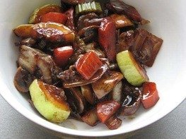 Овощи на китайский манер
