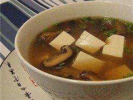 Мисо-суп с шитаке