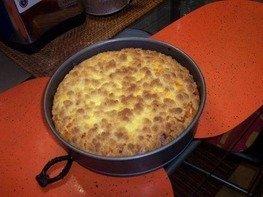 Немецкий сырный пирог (Kasekuchen)
