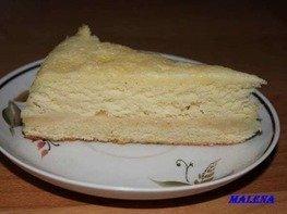 Торт-суфле сливочно-сырный