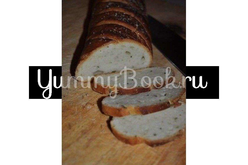Хлеб с розмарином