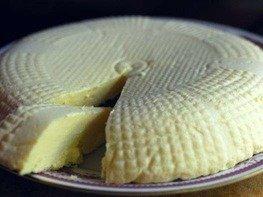 Домашний сыр, как адыгейский