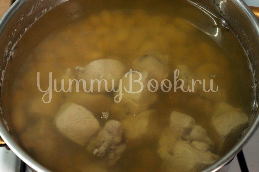 Суп гороховый - шаг 2