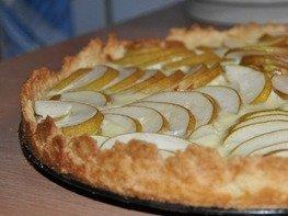 Грушевый пирог (тарт)