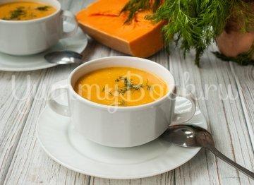 Суп-пюре из тыквы с сыром - шаг 6