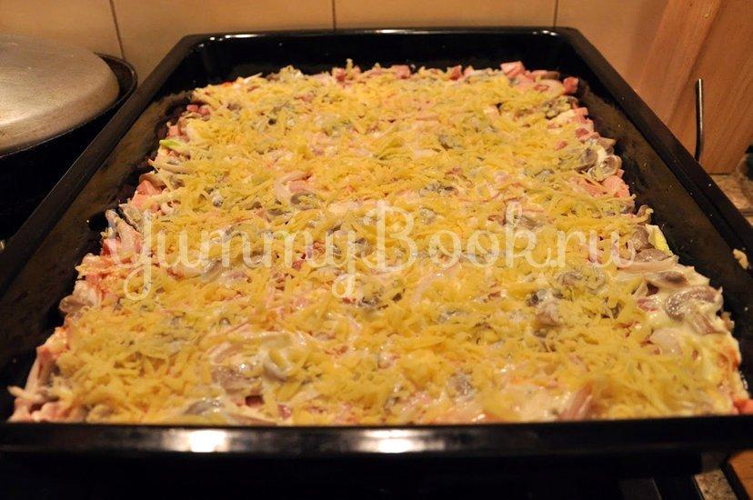 Пицца домашняя - шаг 14