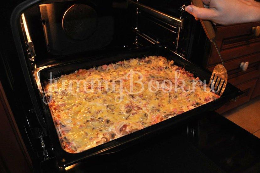 Пицца домашняя - шаг 16