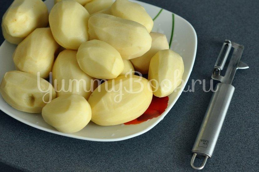 Куриные ножки запеченные с картофелем в рукаве - шаг 2