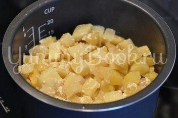 Куриные ножки запеченные с картофелем в рукаве - шаг 8