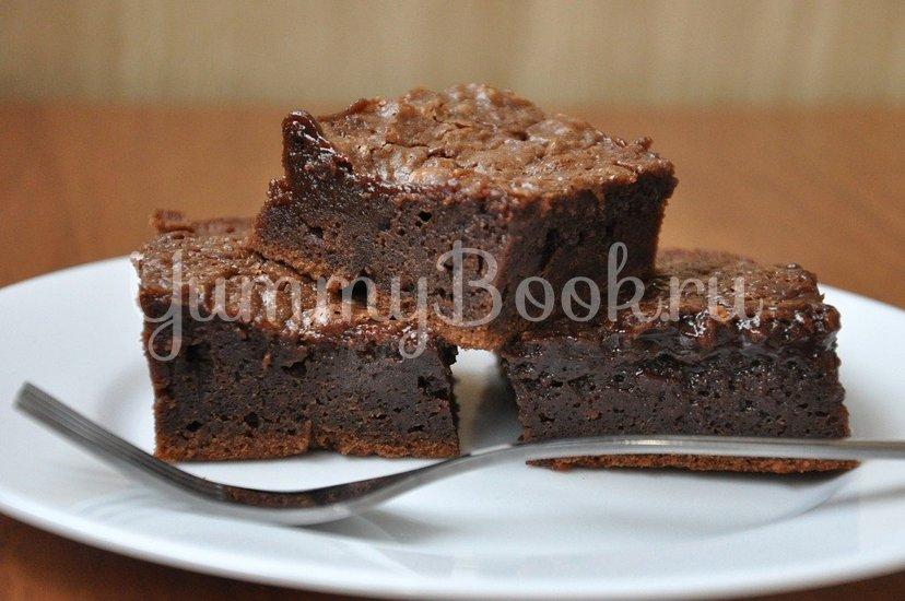 Пирожное Брауни - шаг 7