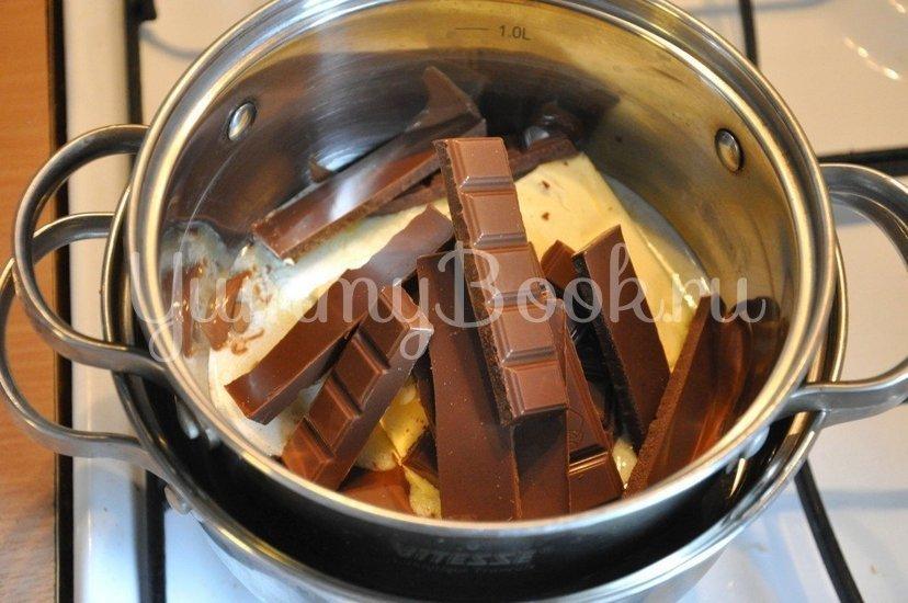 Пирожное Брауни - шаг 1