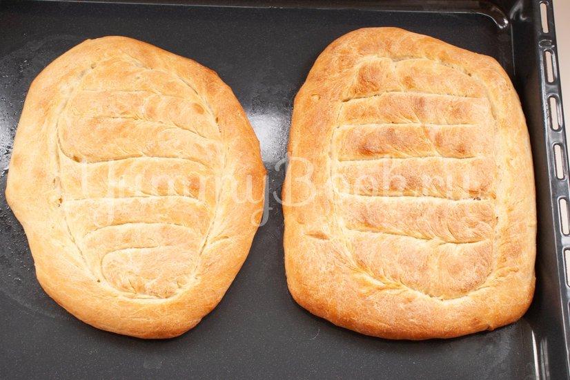 Матнакаш - армянский хлеб - шаг 4