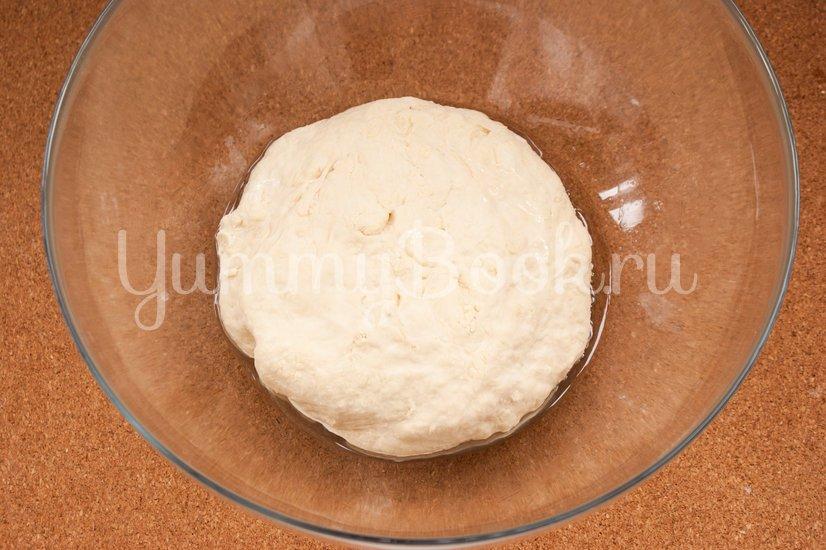 Матнакаш - армянский хлеб - шаг 1