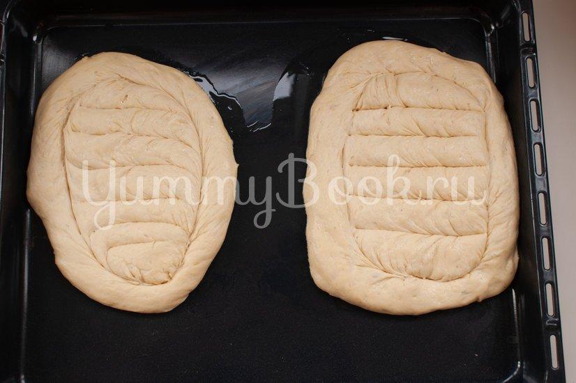 Матнакаш - армянский хлеб - шаг 3