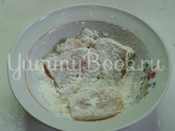 Жареный минтай под маринадом - шаг 5