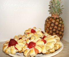 Печенье с ананасом - шаг 5
