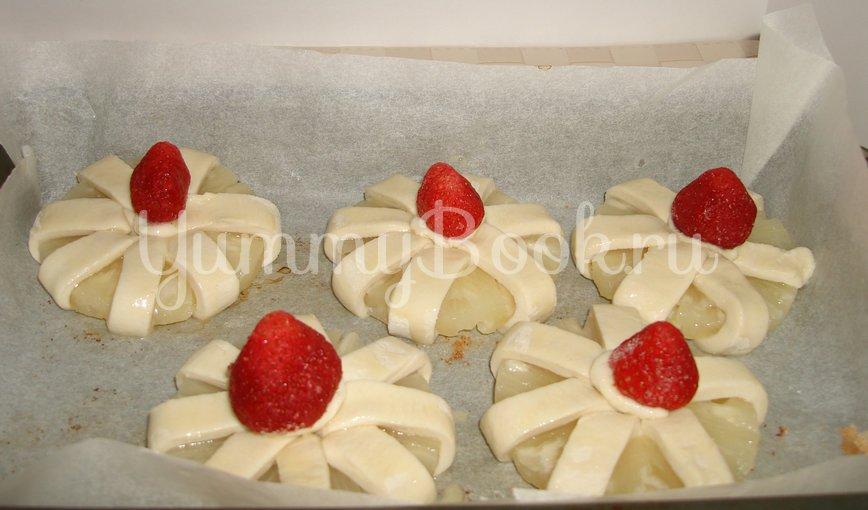 Печенье с ананасом - шаг 4