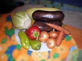 Домашнее овощное рагу