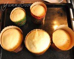Сливочный кулич – кулинарный рецепт