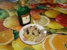 Рагу овощное с мясом