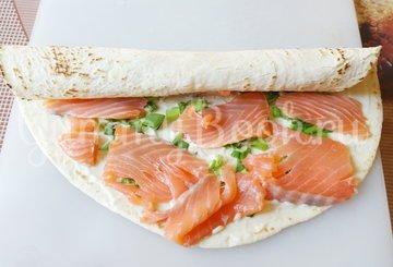 Рулетики из кальмаров – кулинарный рецепт