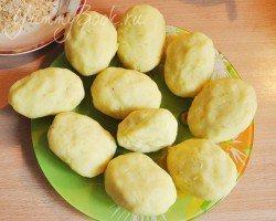 Зразы картофельные с грибами и луком - шаг 5