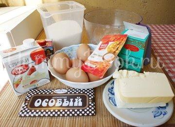 Ореховый торт без муки - шаг 1