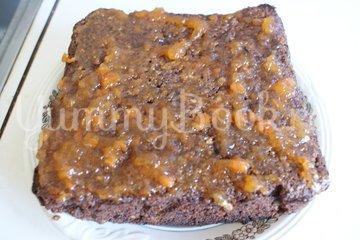 Ореховый торт без муки - шаг 11