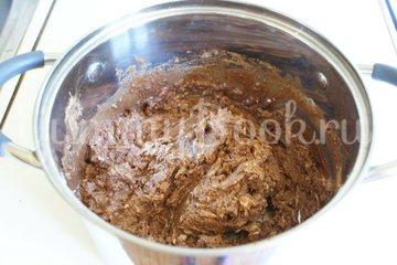 Ореховый торт без муки - шаг 8