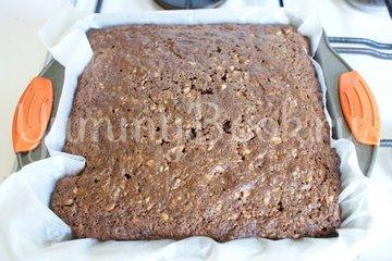 Ореховый торт без муки - шаг 10