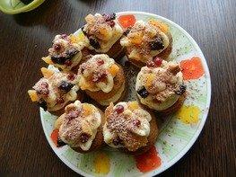 Овсяные пирожные