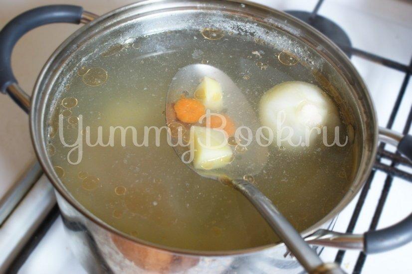 Рыбный суп из форели - шаг 4