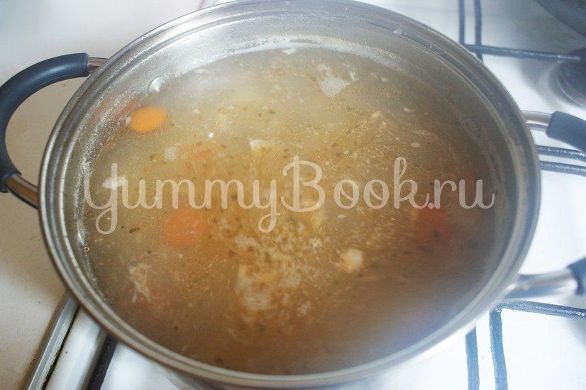 Рыбный суп из форели - шаг 6