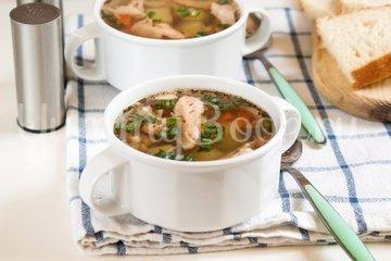 Рыбный суп из форели - шаг 7