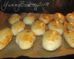 Дрожжевые пирожки  с капустой - шаг 13