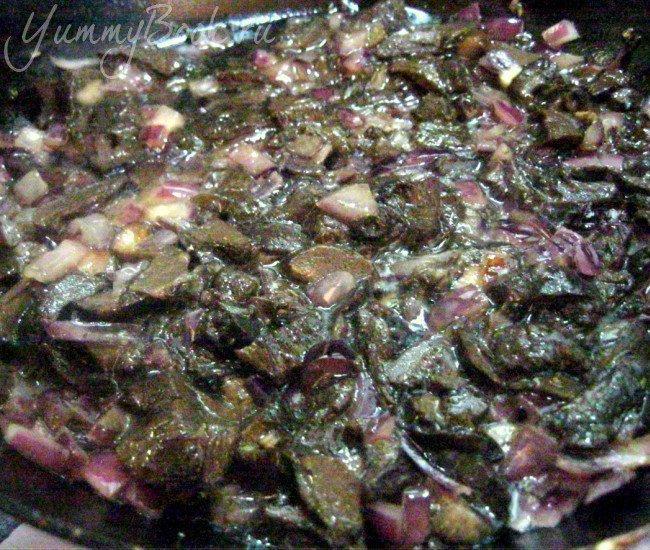 Картофельная запеканка с грибами и фаршем - шаг 2