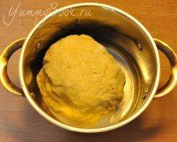 Дрожжевой пирог с капустой - шаг 4