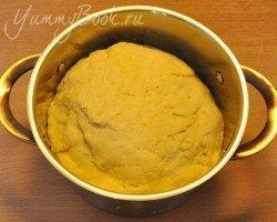Дрожжевой пирог с капустой - шаг 9