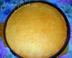 Фруктово-бисквитный торт - шаг 5