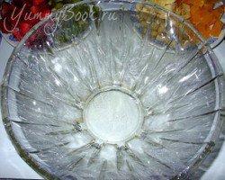 Фруктово-бисквитный торт - шаг 8
