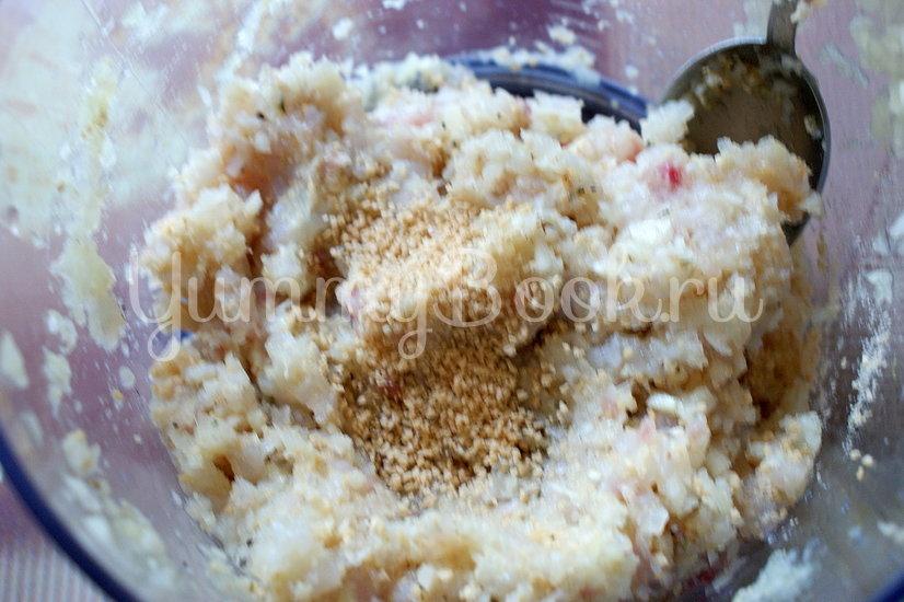 Рыбные тефтели с грибным соусом - шаг 3