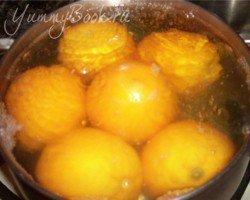 Апельсиновое варенье с гвоздикой - шаг 1