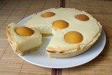 """Творожный пирог """"Яичница"""""""